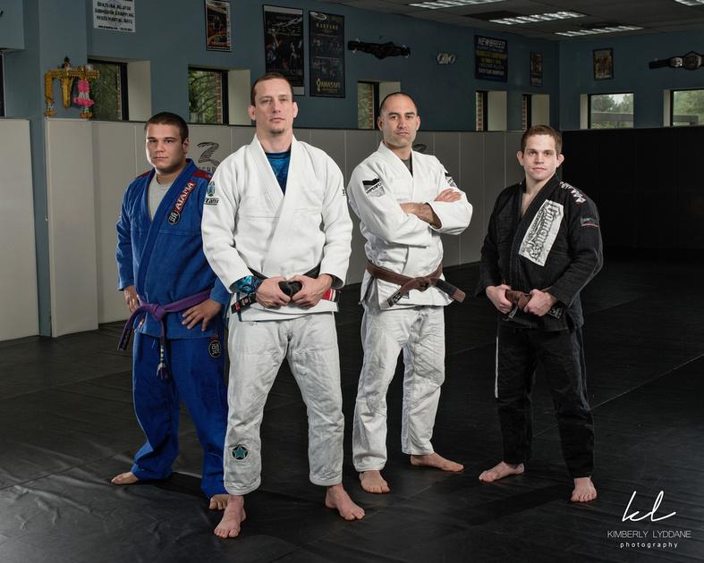 Yamasaki Academy Muay Thai BJJ